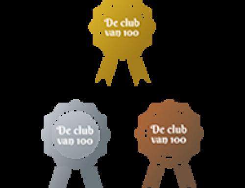 Word club van 100 lid